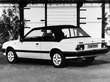 Vauxhall Cavalier Convertible 1986–88 photos