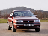 Vauxhall Cavalier CDX Saloon 1993–95 images