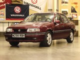 Vauxhall Cavalier CDX Saloon 1993–95 photos