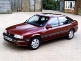 Vauxhall Cavalier Diplomat Hatchback 1993–95 photos