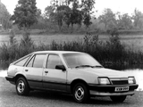Vauxhall Cavalier Hatchback 1981–88 wallpapers