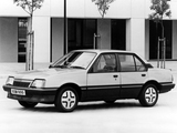 Vauxhall Cavalier SR Saloon 1982–88 wallpapers