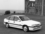Vauxhall Cavalier SRi Hatchback 1993–95 wallpapers