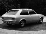 Vauxhall Chevette Hatchback Styling Model 1973 photos