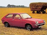 Vauxhall Chevette Hatchback 1975–83 images