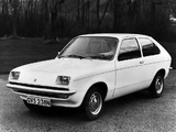Vauxhall Chevette Hatchback 1975–83 photos