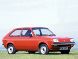 Vauxhall Chevette Hatchback 1975–83 wallpapers