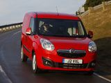 Images of Vauxhall Combo Cargo ecoFLEX (D) 2012