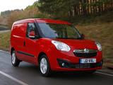 Images of Vauxhall Combo Cargo ecoFLEX (D) 2012