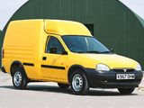 Vauxhall Combo 1993–2001 wallpapers