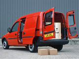 Vauxhall Combo 2001–12 images