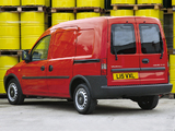 Vauxhall Combo 2001–12 photos