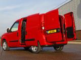 Vauxhall Combo Cargo ecoFLEX (D) 2012 images