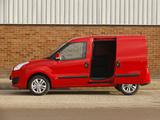 Vauxhall Combo Cargo ecoFLEX (D) 2012 pictures