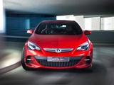 Images of Vauxhall GTC Paris Concept 2010