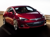 Pictures of Vauxhall GTC Paris Concept 2010