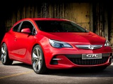 Vauxhall GTC Paris Concept 2010 wallpapers