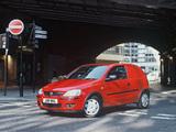 Images of Vauxhall Corsavan (C) 2003–07