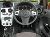 Images of Vauxhall Corsa 5-door (D) 2006–09