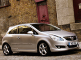 Images of Vauxhall Corsa SRi (D) 2007