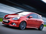 Images of Vauxhall Corsa VXR Nürburgring Edition (D) 2011