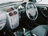 Photos of Vauxhall Corsa 5-door (C) 2000–03