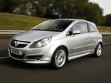 Photos of Vauxhall Corsa SRi (D) 2007