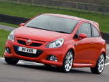 Photos of Vauxhall Corsa VXR (D) 2008–10