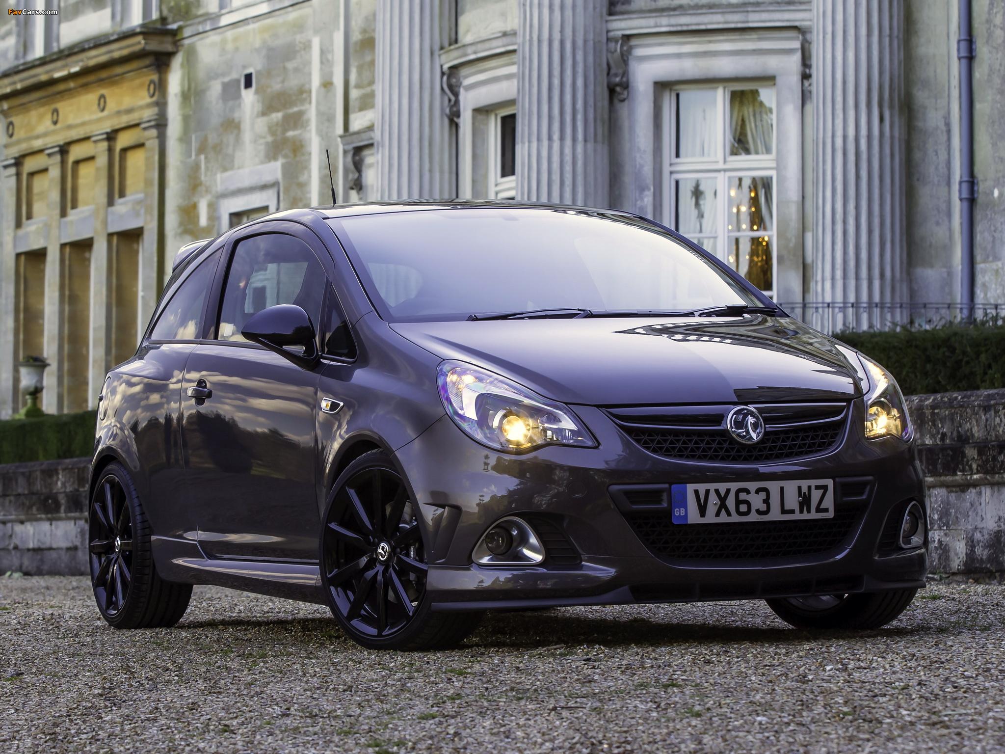 Photos of Vauxhall Corsa VXR Clubsport (D) 2014 (2048 x 1536)