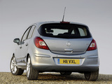 Pictures of Vauxhall Corsa 5-door (D) 2006–09