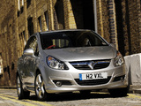 Pictures of Vauxhall Corsa SRi (D) 2007