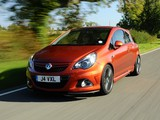 Pictures of Vauxhall Corsa VXR Nürburgring Edition (D) 2011