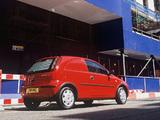 Vauxhall Corsavan (C) 2003–07 images