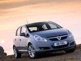 Vauxhall Corsa 5-door (D) 2006–09 images
