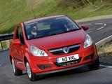 Vauxhall Corsavan (D) 2007–10 images