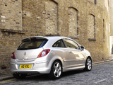 Vauxhall Corsa SRi (D) 2007 photos