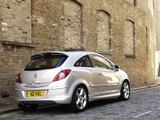 Vauxhall Corsa SRi (D) 2007 photos