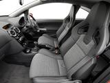 Vauxhall Corsa VXR (D) 2008–10 pictures