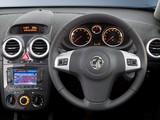 Vauxhall Corsa 3-door (D) 2010 images