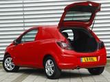 Vauxhall Corsavan (D) 2010 pictures