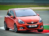 Vauxhall Corsa VXR Nürburgring Edition (D) 2011 pictures