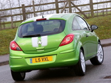 Vauxhall Corsa Sting (D) 2013 images