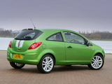 Vauxhall Corsa Sting (D) 2013 wallpapers