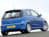 Vauxhall Corsa OPC (C) images
