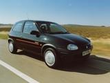 Vauxhall Corsa Sport (B) 1995–2000 wallpapers