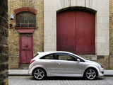 Vauxhall Corsa SRi (D) 2007 wallpapers