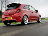 Vauxhall Corsa VXR (D) 2008 wallpapers