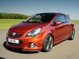 Vauxhall Corsa VXR Nürburgring Edition (D) 2011 wallpapers