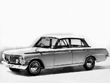 Images of Vauxhall Cresta 4-door Saloon (PB) 1962–65