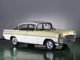 Vauxhall Cresta 4-door Saloon (PA) 1960–62 pictures